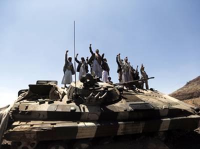 سعودی بمباری غیر مشروط طور پر روکی جائے: حوثی رہنما