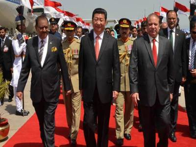 چینی صدر ک استقبال چودھری نثار نظر نہ آئے