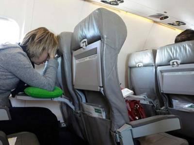 ہوائی سفر کے دوران تھکاوٹ اور 'جیٹ لیگ 'سے بچنے کا انتہائی مفید طریقہ