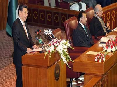 دہشت گردی کے خلاف پاکستان کی قربانیاں ناقابل فراموش ہیں: چینی صدر