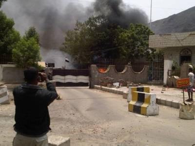 یمن میں جنگ بندی کے اعلان کے بعد ایک مرتبہ پھر سعودی اتحادکی کارروائی