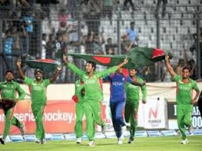 بنگلہ دیش کا پاکستان کے خلاف وائٹ واش