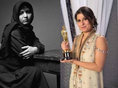 نیویارک ٹائمز نے ملالہ اور شرمین عبید چنائے کو دنیا کی 50 انتہائی بااثر خواتین کی فہرست میں شامل کرلیا