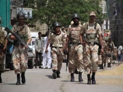 رینجرز کی تنبیہ، کراچی میں شہریوں نے بڑی تعداد میں اسلحہ جمع کرادیا