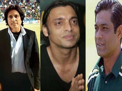 پاکستان کی بنگلہ دیش کے ہاتھوں بد ترین شکست پر سابق کر کٹرز وقار یونس اور کر کٹ بورڈ پر بر س پڑے