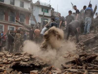 نیپال میں صرف 'نام 'باقی رہ گئے ، ہلاکتوں کی تعداد 19,00تک پہنچ گئی ، امریکہ کامالی امداد کا اعلان