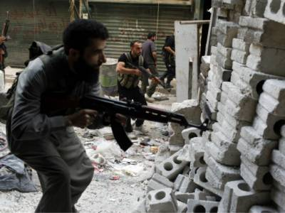 لنصرہ فرنٹ کا شامی شہر پر قبضہ، سڑکوں پر لاشوں کے ڈھیر لگ گئے