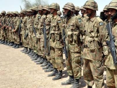 پاک فوج کا 250 افراد پر مشتمل دستہ امن مشن کیلئے کانگو روانہ