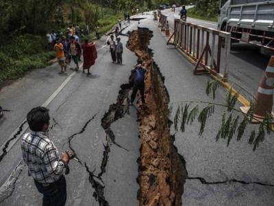 پورا پاکستان فالٹ لائٹ پر ہے زلزلے کو نظر انداز نہیں کیا جاسکتا، ڈائریکٹر محکمہ موسمیات