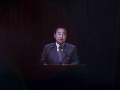 رشوت کا الزام ، جنوبی کوریا کے وزیر اعظم نے استعفیٰ دے دیا