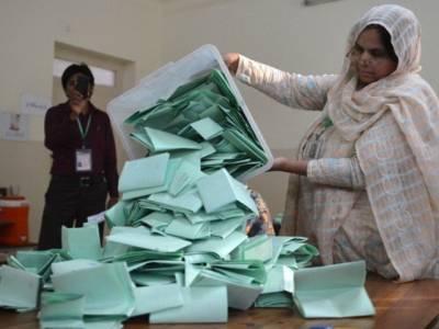 کنٹونمنٹ بورڈ انتخابات میں ٹرن آﺅٹ 33 فیصد رہا : الیکشن کمیشن