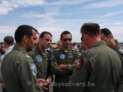 رائل اردن فضائیہ کے کمانڈر کا پاکستان ایرو ناٹیکل کمپلیکس کامرہ اوراور پی اے ایف اکیڈمی رسالپو رکا دورہ