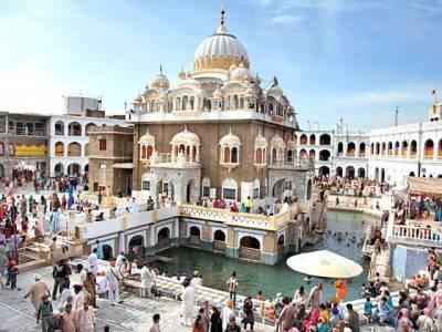 بیساکھی میلے پر آکر روپوش ہونیوالے سکھ خاندان کیخلاف مقدمہ درج
