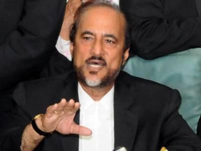 سعد رفیق وعدے کے مطابق سیاست چھوڑنے کااعلان کریں: بابر اعوان