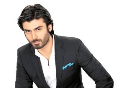 """فواد خان نے فلمساز سہیل خان کی فلم """"مائی پنجابی نکاح """"سائن کر لی"""