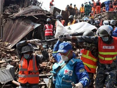 نیپال :خوفناک زلزلہ کے بعدوبائی امراض پھوٹنے کا خدشہ