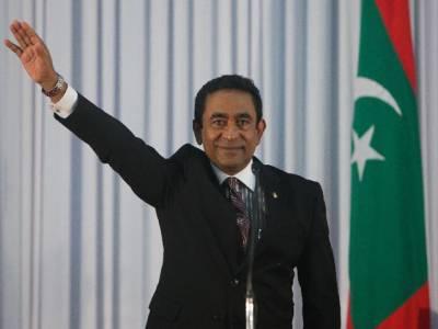 مالدیپ کے صدر 2 روزہ دورے پر کل پاکستان پہنچیں گے