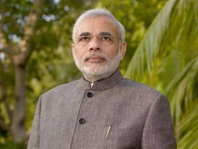 تعلقات بہتر بنانے کے لئے پاک بھارت کرکٹ سیریز کروانے کا فیصلہ کیا : نریندر مودی