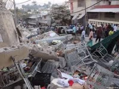 نیپال اور بھارت میں زلزلے کے نتیجہ میں ہلاکتوں کی تعداد82 تک پہنچ گئی