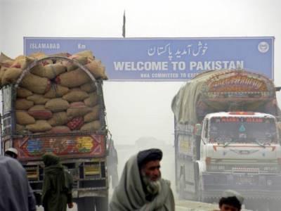 افغان ٹرانزٹ ٹریڈمعاہدہ کا مجرمانہ استعمال ،ڈیرھ ارب ڈالر سالانہ کا مال سمگل ہوکر پاکستان پہنچ جاتا ہے