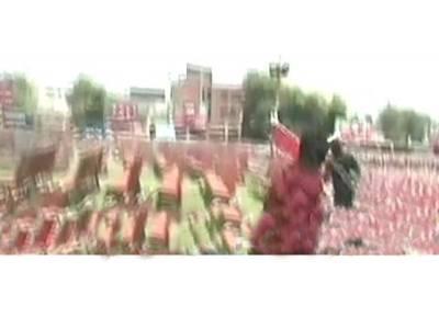 پی ٹی آئی کے کارکنوں کا میڈیا کے نمائندوں پر تشدد ،میڈیا نمائندوں نے کوریج سے بائیکاٹ کا اعلان کر دیا