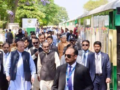 گرین ٹرین : پانی ، کھانا ، چائے ، بجلی ، وائی فائی کچھ بھی نہ ملا ، مسافر لاہور پہنچتے ہی رونا روتے رہے
