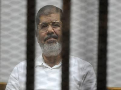 مصری عدالت نے سابق صدر محمد مرسی کو سزائے موت سنا دی