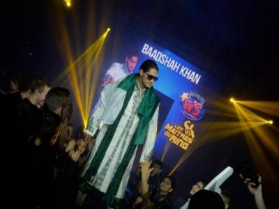 پاکستانی نژاد بادشاہ خان پہلوان بھی ڈبلیو ڈبلیوای کے امیدواربن گئے