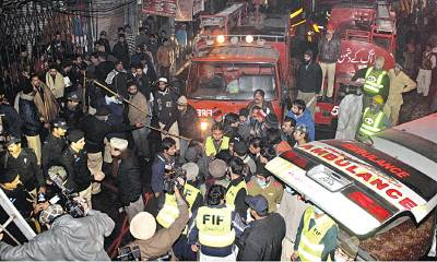 نامعلوم افراد آگ بجھانے کے بہانے گھر سے زیورات لے گئے، جاں بحق بچیوں کے کانوں سے بالیاں بھی غائب