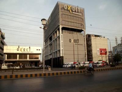 ایگزیکٹ کمپنی کی پانچ منزلہ عمارت، 4 شفٹیں، پرتعیش سہولیات