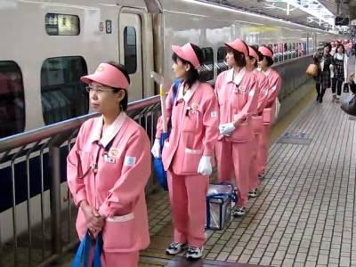 جاپانی ریلوے کے یہ ملازم پوری ٹرین کی صفائی میں کتنا وقت لگاتے ہیں ؟حیرت انگیز جواب جو پاکستان ریلوے کی ہوائیاں اڑا دے گا