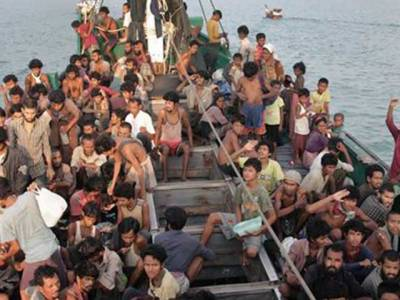 مسلم ممالک کیلئے ڈوب مرنے کا مقام،سب نے منہ پھیر لیا،مشکلات میں گھرے مسلمان قبیلےکی مدد کیلئے امریکہ آگے آگیا