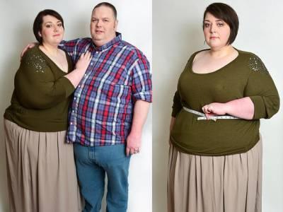 76 کلو وز ن کم کرنے والی خاتون پتلی ہونےکے بعد اب کس خوف میں مبتلا ہے؟جان کر آپ کو یقین نہیں آئے گا