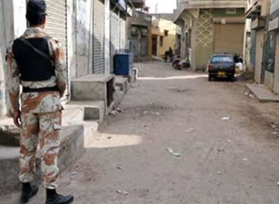 رینجرز کی کارروائیاں، 9 دہشت گرد گرفتار