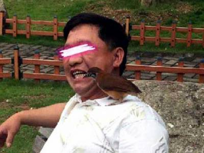 یہ شخص اس پرندے سے کیا کام کروا رہا ہے؟جان کر آپ کو یقین نہیں آئے گا