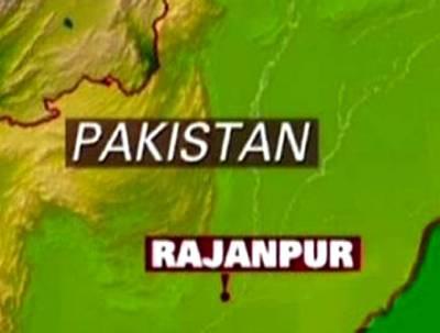 عمر کوٹ کے قریب ریلوے ٹریک پر دھماکہ