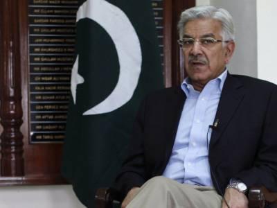 بھارتی خفیہ ایجنسی نے پاکستان میں دہشت گردوں سے گٹھ جوڑ کرلیا:خواجہ آصف