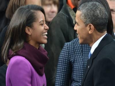 افریقی وکیل کی اوباما کی بیٹی سے شادی کی خواہش ، گائے اور بھیڑیں دینے کی پیشکش