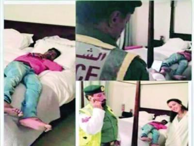 یہ شخص دبئی میں تیونسی خاتون کے بیڈروم میں کیوں گھسا، وجہ انتہائی دلچسپ