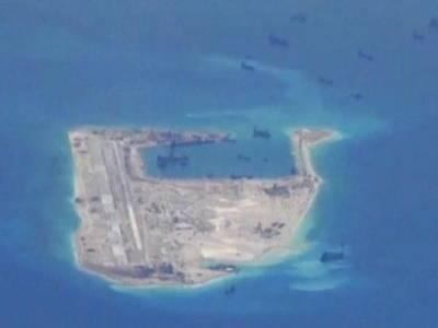 امریکہ نے چین کو بحیرہ چین کے پانیوں میں مصنوعی جزائر تعمیر کرنے پر تنبیہ جاری کر دی
