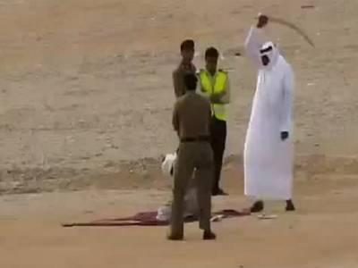 سعودی عرب میں رواں سال قتل کے 89مجرموں کے سرقلم