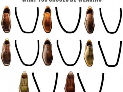 وہ دو اقسام کے جوتے جو مردوں کو ہرگز نہیں پہننے چاہیے کیونکہ۔۔۔