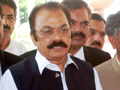 پنجاب کی صوبائی کابینہ میں توسیع کا فیصلہ ، رانا ثناءاللہ کو دوبارہ وزیر قانون بنانے کی تیاری