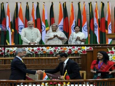 بنگلہ بھارت زمین کا تنازعہ طے، متاثرین کو مرضی کا اختیار مل گیا