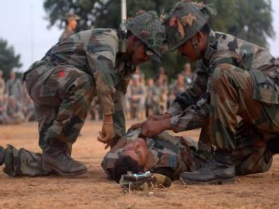 ناگالینڈ کے باغیوں نے بھارتی فوج کے لاجوکیمپ پر حملہ کردیا