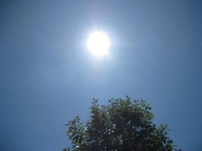 ملک بھر میں شدید گرمی،درجہ حرارت 46 سینٹی گریڈ تک جا پہنچا