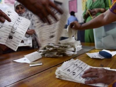 منڈی بہاﺅ دین الیکشن ، تحریک انصاف نے ن لیگ پر دھاندلی کا الزام لگا دیا
