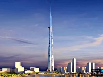 سعودی عرب میں دنیا کی سب سے لمبی عمارت کی تعمیر پر کتنی لاگت آئے گی ،جانئے عالیشان منصوبے کی انتہائی حیرت انگیز تفصیلات