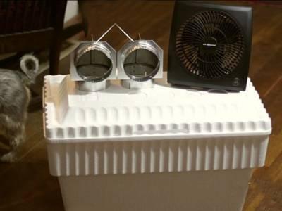 اگر گرمی سےتنگ ہیں تو پریشان نہ ہوں،صرف ایک ہزار روپے میں یہ زبر دست ایئر کنڈیشنر گھر پر ہی بآسانی تیار کریں
