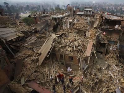 نیپال کا زلزلہ سیاسی اتحاد کا سبب بن گیا، پارٹیاں نئے آئین پر متفق